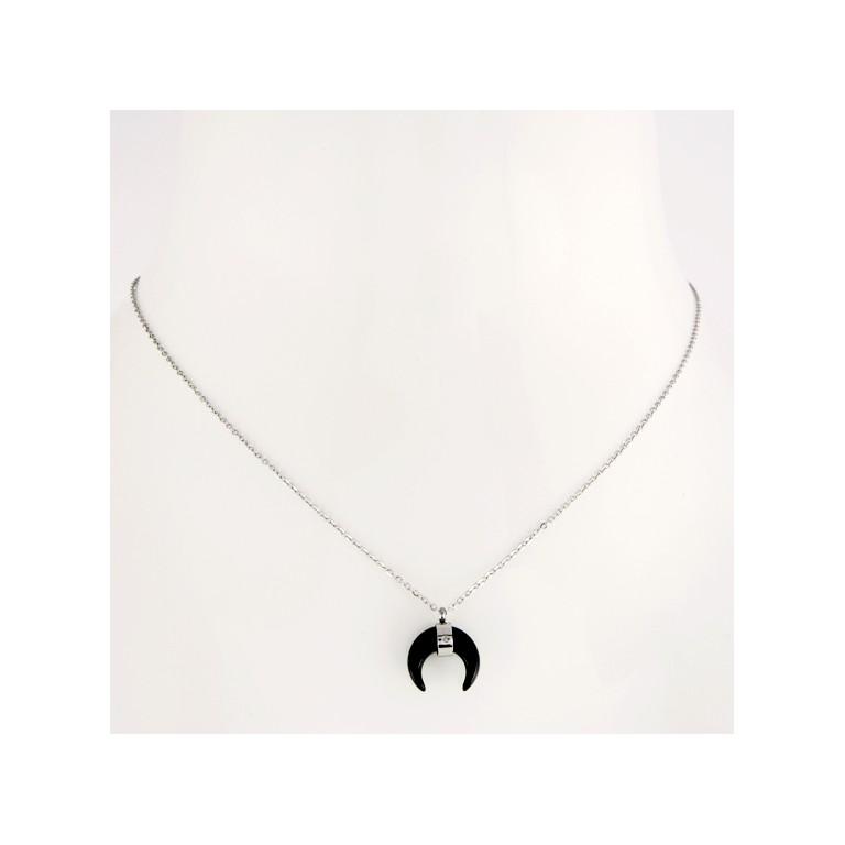 collier-corne-noir-zag-bijoux